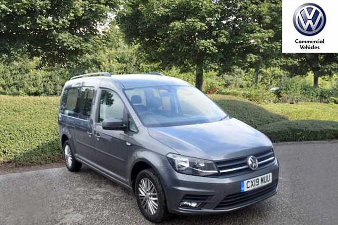 Volkswagen Caddy Maxi Life 2.0L 102PS