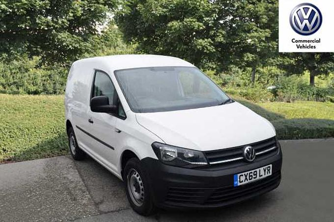 Volkswagen Caddy Van 2.0 TDI (102PS) C20 Startline BMT P/Van (BUSINESS PACK)