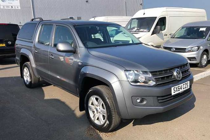 Volkswagen Amarok 2.0BiTDi (180PS) Trendline 4MOTION Sel Pick-Up