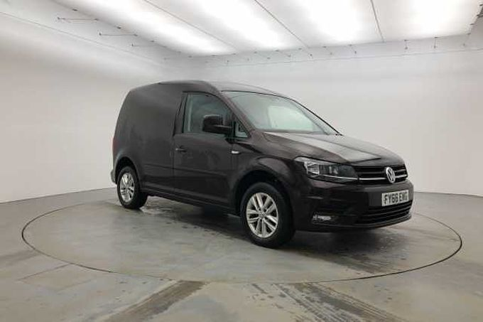 Volkswagen Caddy panel van 1.6 TDi 102 ps Highline
