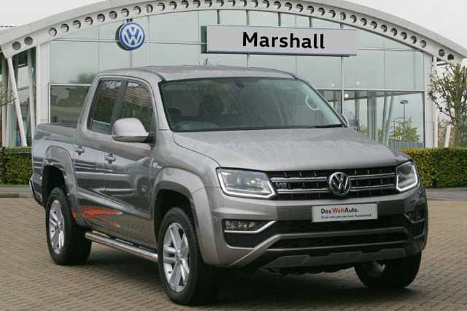 Volkswagen Amarok Highline ( PLUS 2000 FREE ACCESSORIES ) Amarok Highline 258 PS 3.0 V6 TDI 8sp Automatic 4Motion