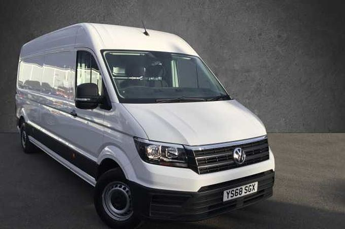 Volkswagen Crafter Cr35 Lwb Diesel 2.0 TDI 140PS Trendline High Roof Van