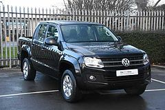 Volkswagen Amarok 2.0 TDi (140PS) T/line 4MOTION Sel Pick-Up