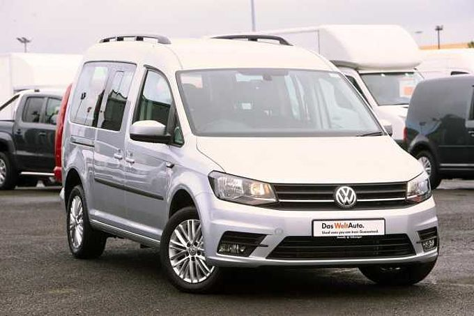 Volkswagen Caddy Maxi Life 2.0 TDI (150PS) C20 7 seats