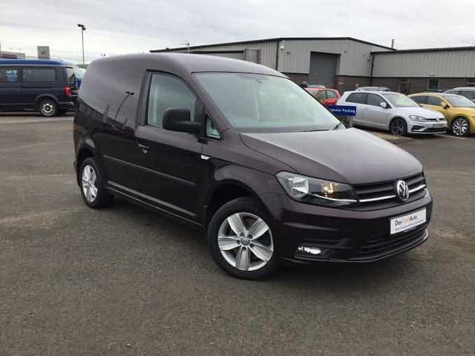 Volkswagen Caddy Panel Van 2.0 TDI (150PS) C20 Highline BMT Panel Van