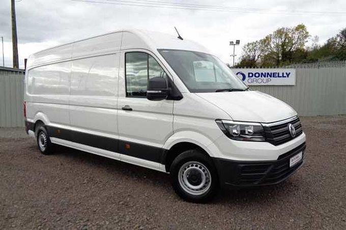 Volkswagen Crafter 2.0TDi (143PS) CR35 LWB High Roof Van