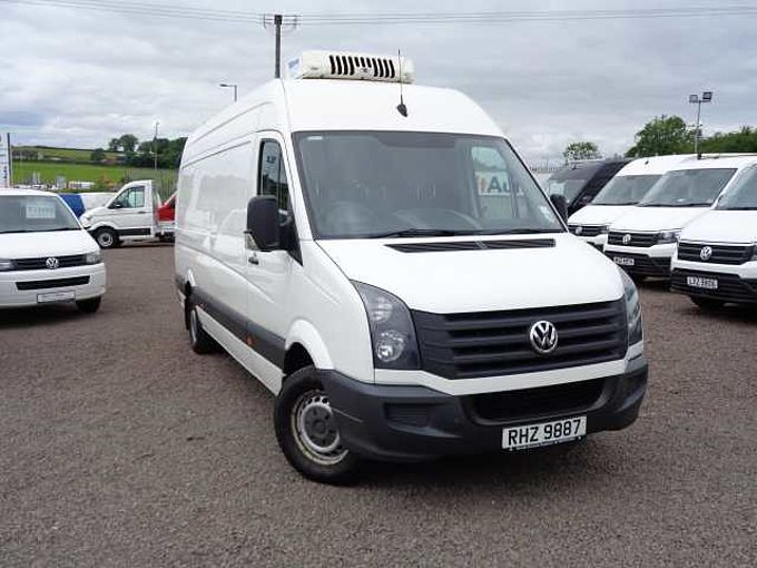 Volkswagen Crafter LWB Refrigerated Van 2.0TDi (136PS) CR35 LWB High Roof Van