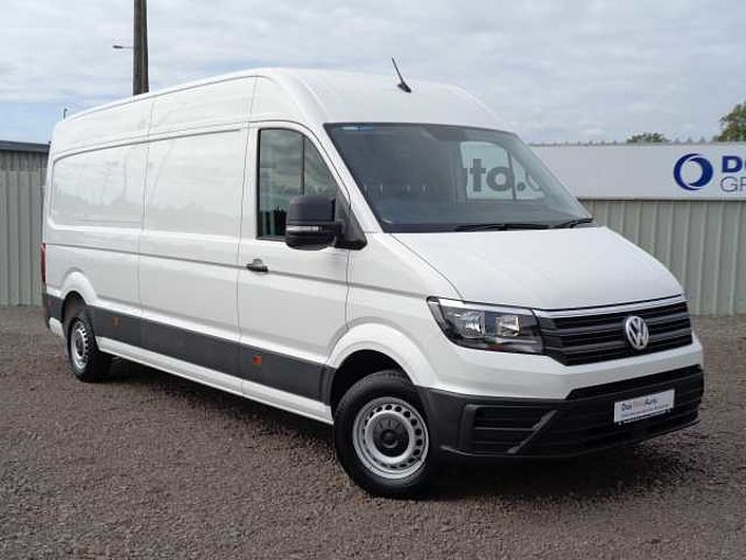 Volkswagen Crafter LWB Startline 140 High Roof