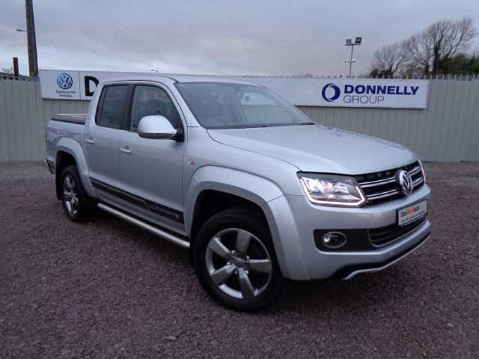 Volkswagen Amarok 2.0BiTDi 180PS Ultimate 4MOTION Per Pick-Up