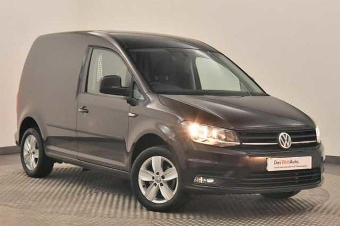 Volkswagen Caddy 2.0 TDI (150PS)EU6 C20 Highline SAT NAV  PV