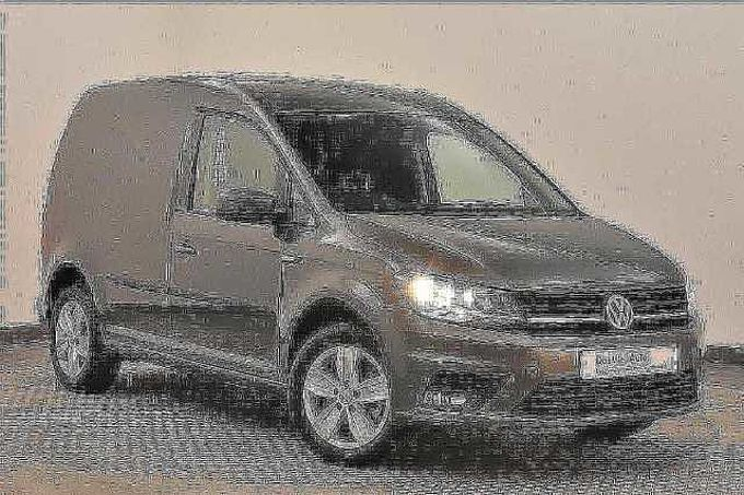 Volkswagen Caddy Panel Van 1.4 TSI 125PS Eu6 C20 Highline