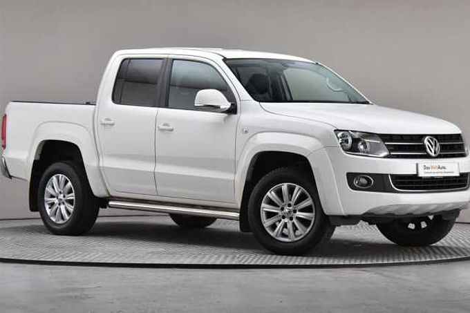 Volkswagen Amarok 2.0BiTDi 180 Highline+ BMT 4MOTION Pick