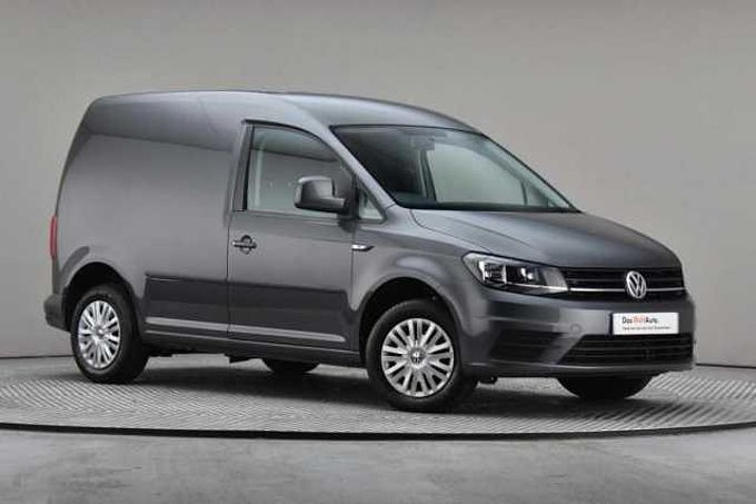 Volkswagen Caddy 2.0 TDI (102PS) C20 Trendline BMT Panel