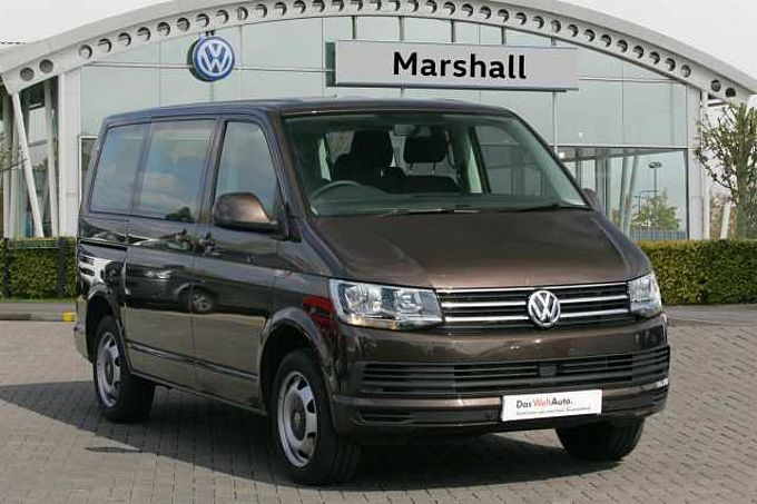 Volkswagen Transporter T30 Shuttle SE SWB 2.0TDI 150PS T32DS