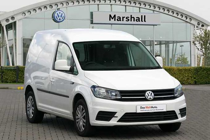 Volkswagen Caddy C20 Diesel 2.0 TDI BlueMotion Tech 150PS Trendline Van