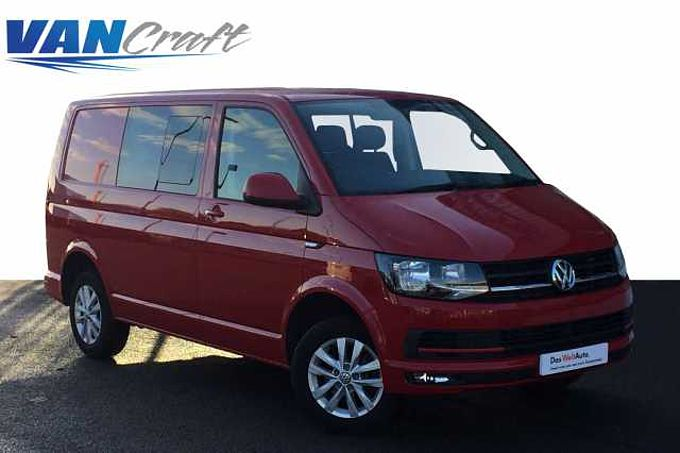 Volkswagen Transporter T30 Highline Kombi 2.0TDI (150PS)SWB  *6 SEATS*