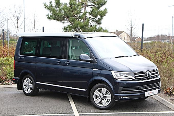 Volkswagen California Diesel Estate 2.0 TDI Ocean 4 Motion 199ps 5dr DSG