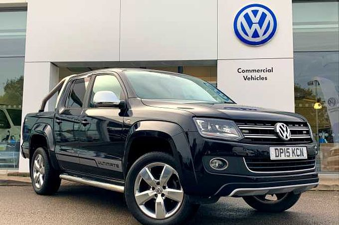 Volkswagen Amarok Ultimate 180 PS 2.0 TDI 8sp Automatic 4Motion permanent