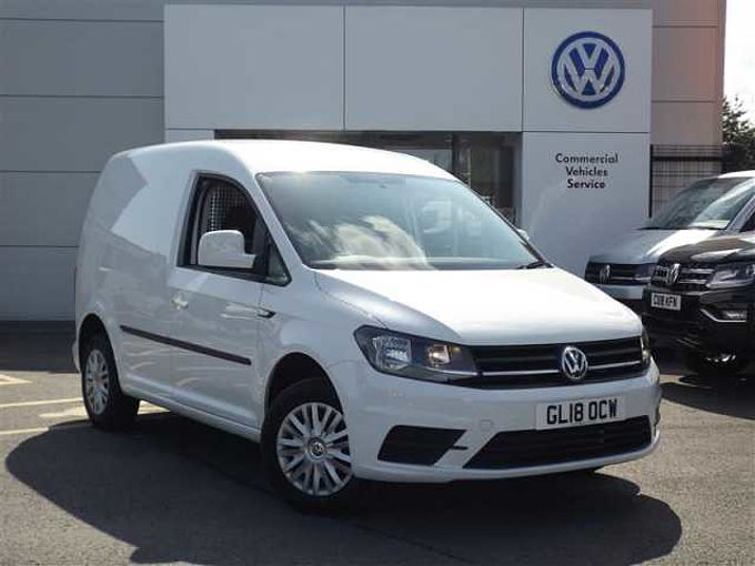 Volkswagen Caddy 2.0 TDI 102ps Trendline