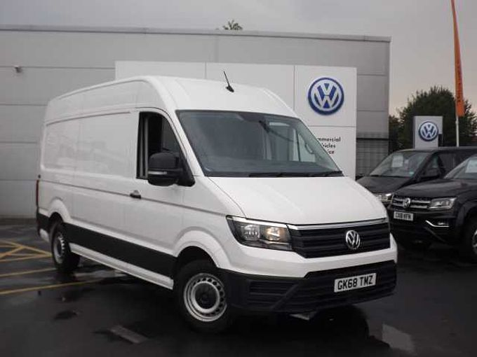 Volkswagen Crafter CR35 Trendline 2.0TDI 140PS MWB High Roof