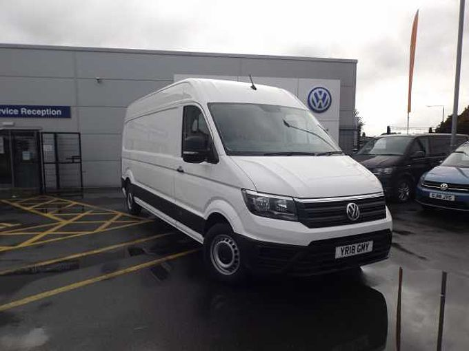Volkswagen Crafter CR35 Startline Panel van 2.0TDI 102PS LWB