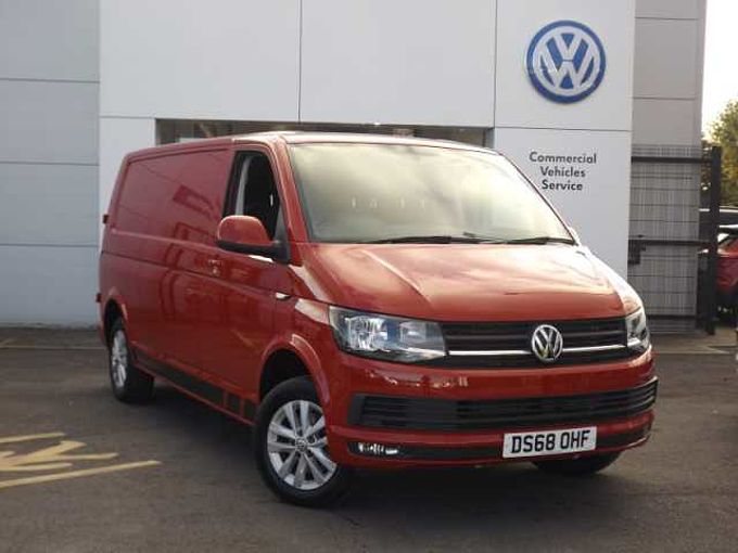Volkswagen Transporter Highline 2.0TDI 150PS LWB