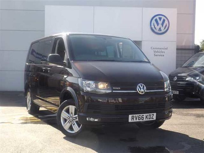 Volkswagen Transporter T30 Kombi Highline 2.0BiTDI 204PS 4MOTION SWB