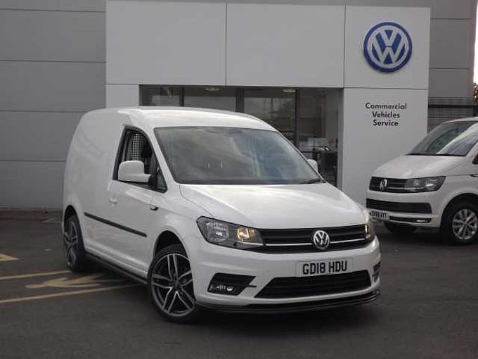 Volkswagen Caddy Highline 2.0TDI 102PS