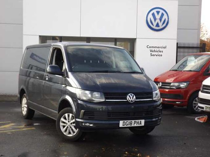 Volkswagen Transporter T28 Highline 2.0TDI 102PS SWB, panel van