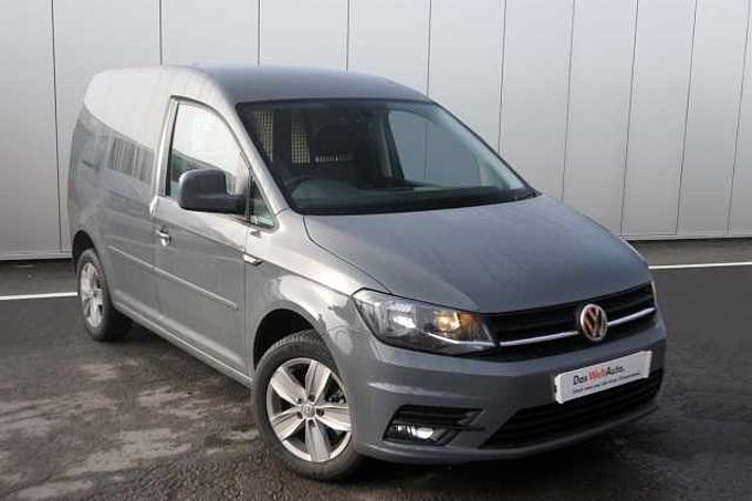 Volkswagen Caddy Panel Van 1.4 TSI 125PS Eu6 C20 Highline BM