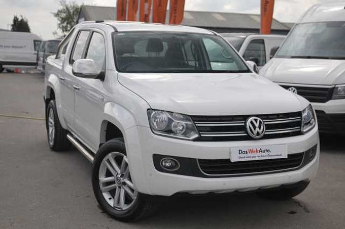 Volkswagen Amarok 2.0BiTDi (180PS) Highline 4MOTION Selectable Pick-Up