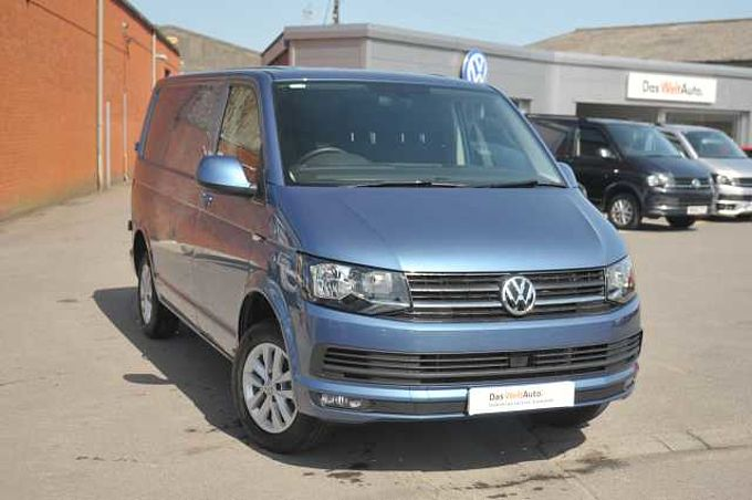Volkswagen Transporter T28 Highline Panel Van SWB 2.0 TDI 102 BHP Manual