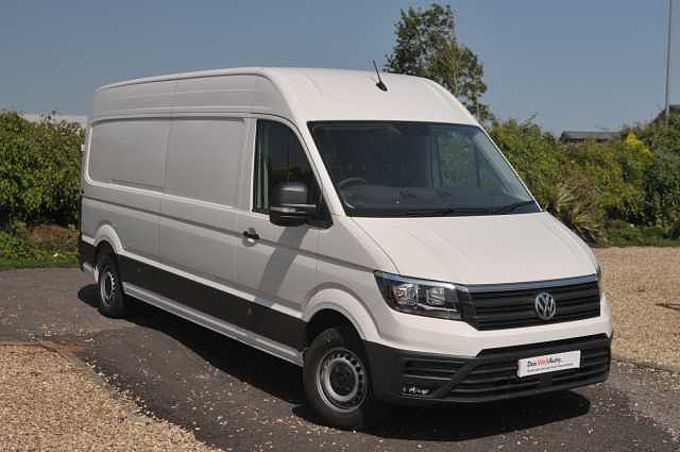 Volkswagen Crafter Cr35 Lwb Diesel 2.0 TDI 177PS Highline High Roof Van