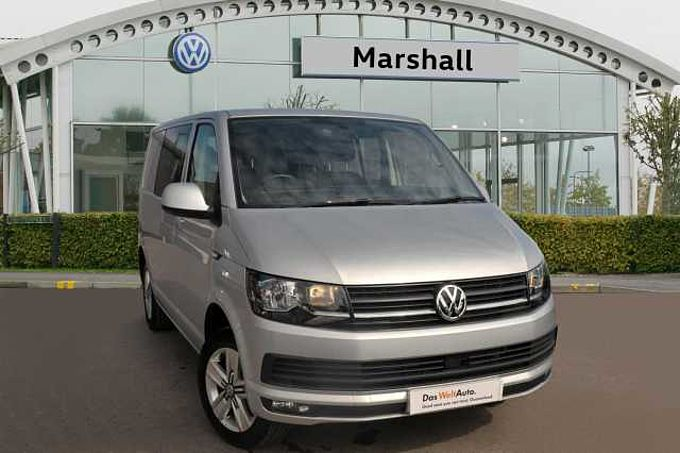 Volkswagen Transporter T32 Highline Kombi SWB 2.0TDI 150 BHP Manual