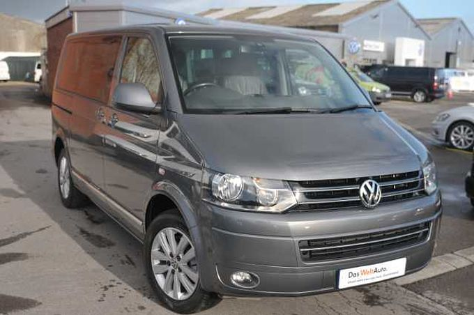 Volkswagen Caravelle Bus 2.0 BiTDI (180PS) Executive BMT 4MO