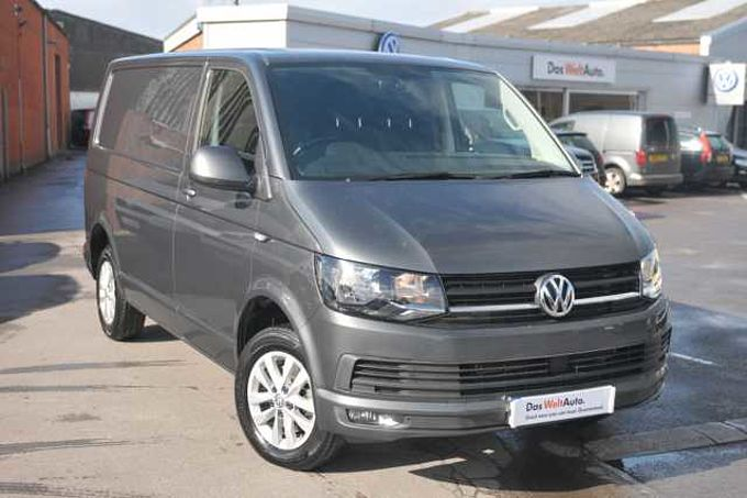 Volkswagen Transporter T28 Highline Panel Van SWB 2.0 TDI 150 BHP Manual