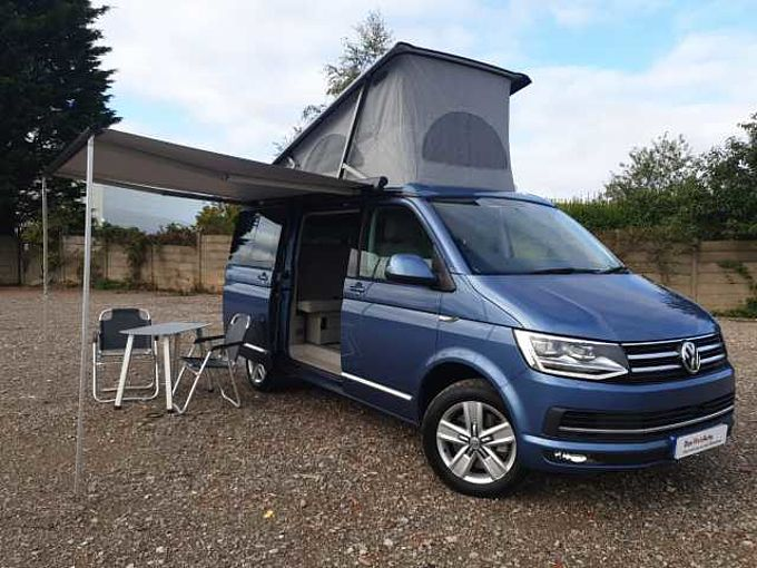 Volkswagen California Diesel Estate 2.0 TDI BlueMotion Tech Ocean 150 5dr DSG