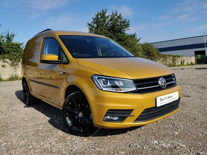 Volkswagen Caddy 2.0 TDI 150PS C20 Highline BMT Panel Van DSG - Big Spec