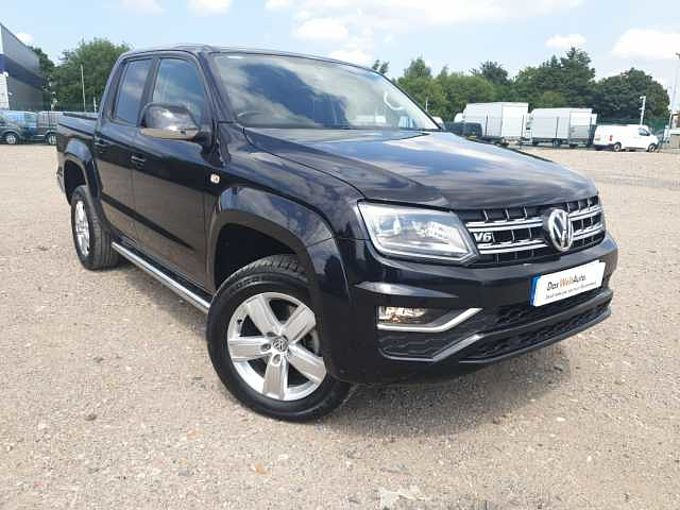 Volkswagen Amarok Amarok Highline 224 PS 3.0 V6 TDI 8sp Automatic 4Motion