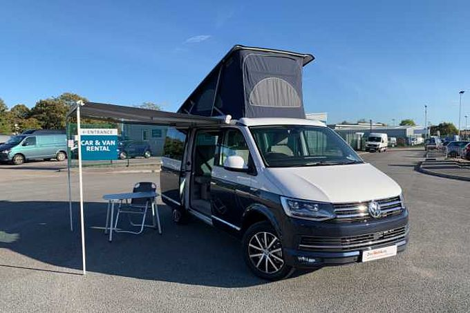 Volkswagen California Ocean 150PS BMT DSG - Big Spec California Ocean 150PS BMT DSG - Big Spec