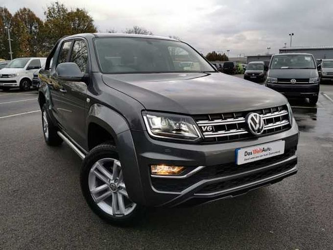 Volkswagen Amarok Highline 3.0TDI V6 258PS Highline 4M PickUp - Big Spec - DEL MILES
