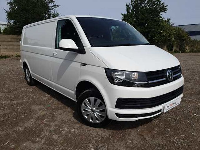 Volkswagen Transporter T30 Panel van Trendline LWB EU6 102 PS 2.0 TDI BMT 5sp Manual