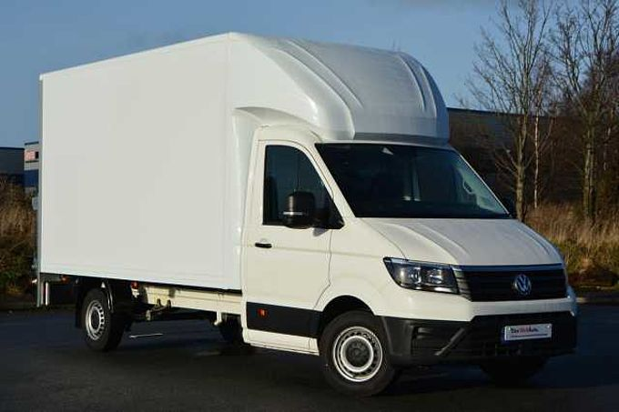 Volkswagen Crafter CR35 140PS LWB Luton - Tail Lift