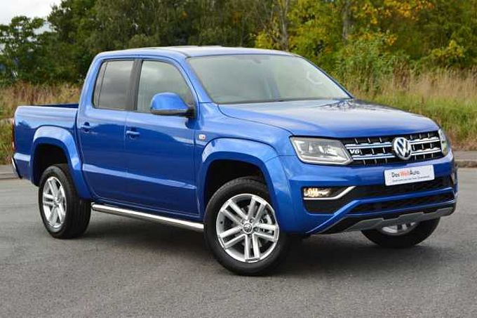 Volkswagen Amarok Highline 3.0TDI V6 258PS Highline - Big Sp