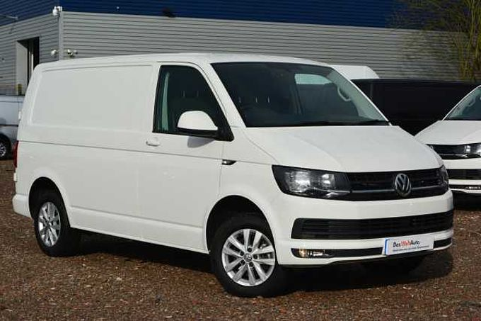 Volkswagen Vwtransporter PV 2.0TDI (102PS) T28 Highline BMT SWB