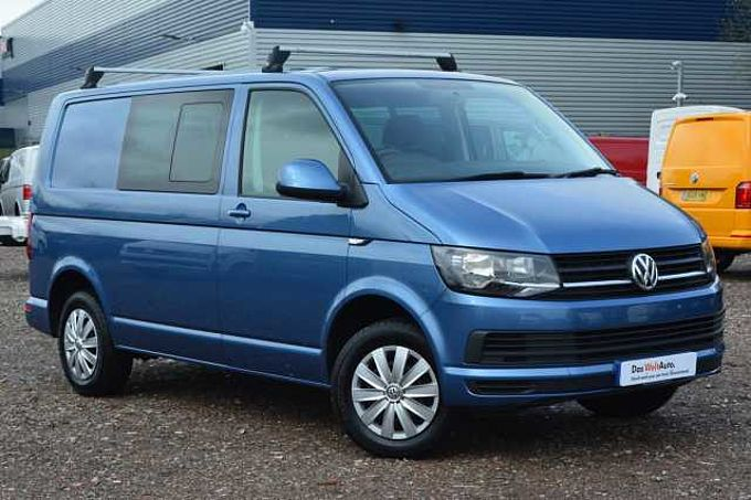 Volkswagen T32 Kombi Trendline SWB EU5 140 PS 2.0 TDI 6Sp Manual