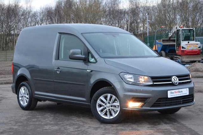 Volkswagen Caddy C20 102PS Highline BMT DSG - Nav