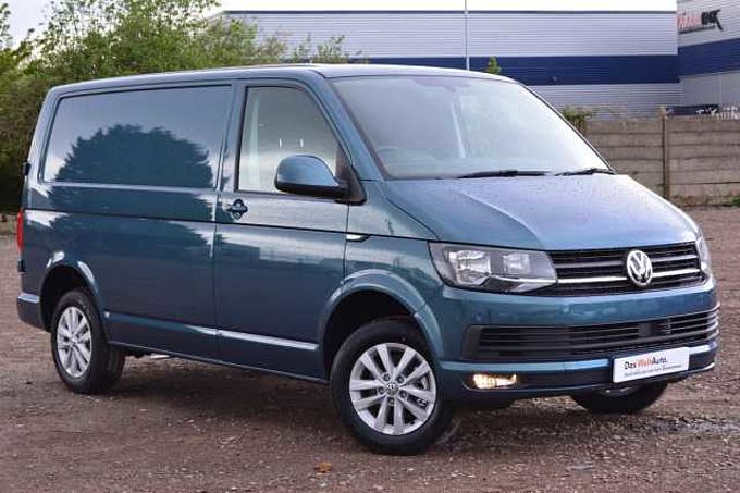 Volkswagen Transporter 2.0TDI (102PS) T30 Highline Panel Van SWB