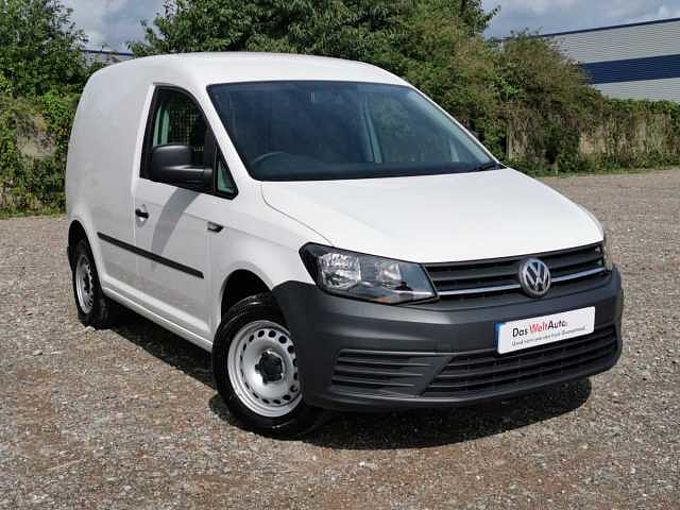 Volkswagen Caddy 2.0 TDI (75PS) C20 Startline Panel Van - DEL MILES