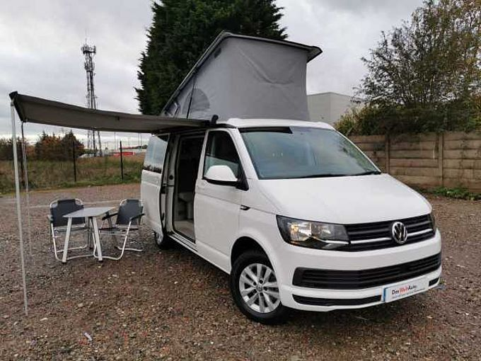 Volkswagen California Diesel Estate 2.0 TDI Beach 150 5dr DSG